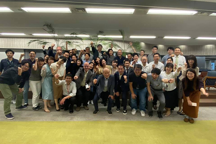 社会共創プレ・キャンンプ in 横浜「なぜポートランドは走り続けられるのか?」