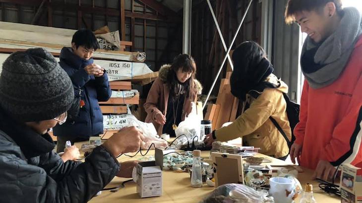 「シークラフトワークショップ in 横須海岸」を開催しました